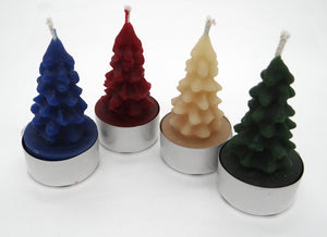 Christmas Tree Tealight