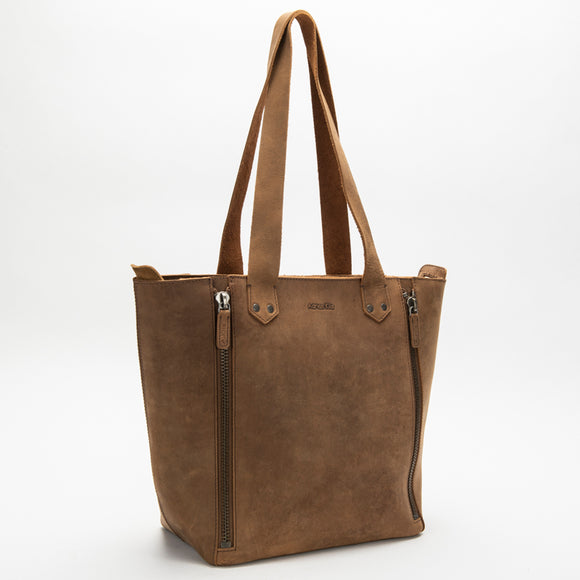 2825 Totebag - Bison Leather