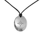 Winterchild, Oval Necklace