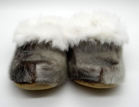 Small Sealskin Slippers