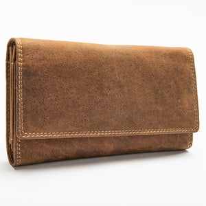 205 Ladies Wallet - Bison Leather