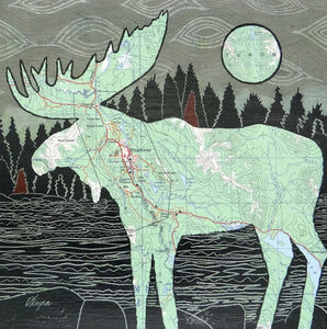 Whitehorse Moose 10x10