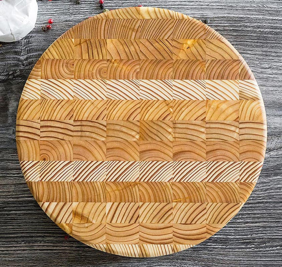 Cutting Board-Cheese Round