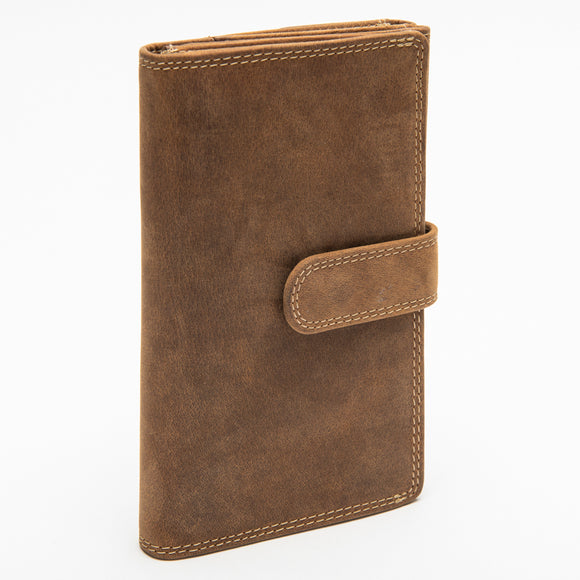 201 Ladies Wallet - Bison Leather