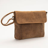 2848 Messenger Bag M - Bison Leather