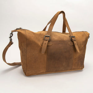 2045 Duffle Bag - Bison Leather