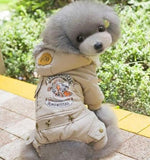 Dog Chopper Jumpsuit - Jacket/vest/Sweater - SmarchPawz#