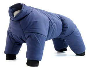 Pup Full Bod Snowsuit - Jacket/vest/Sweater - SmarchPawz#