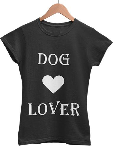 Dog Lover Women T-shirt - for the humans - SmarchPawz#
