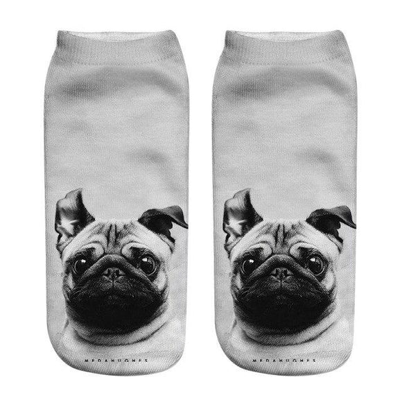 Funky Unisex Dog Socks - for the humans - SmarchPawz#