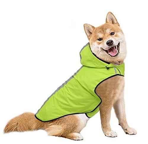 Hooded Raincoat - Jacket/vest/Sweater - SmarchPawz#