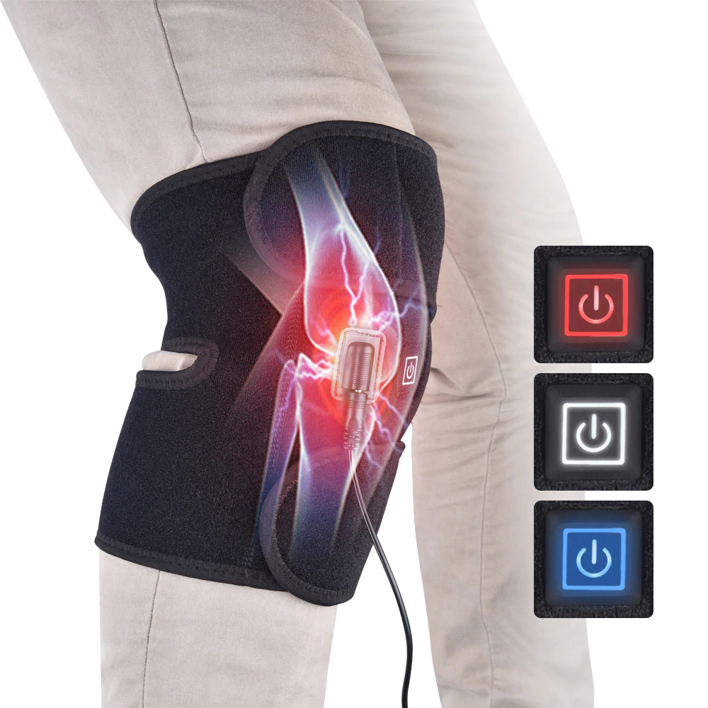 Pinnacle™ Knee Heat Massager