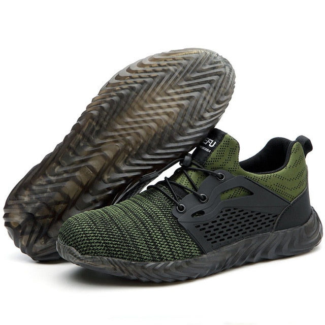 Indestructible Hiking Shoes