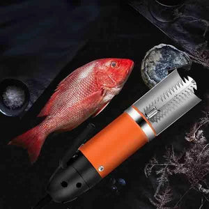 Ultimate Electric Fish Scaler
