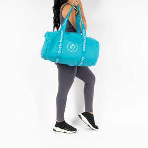 Load image into Gallery viewer, DMF Duffle Bag - Teal