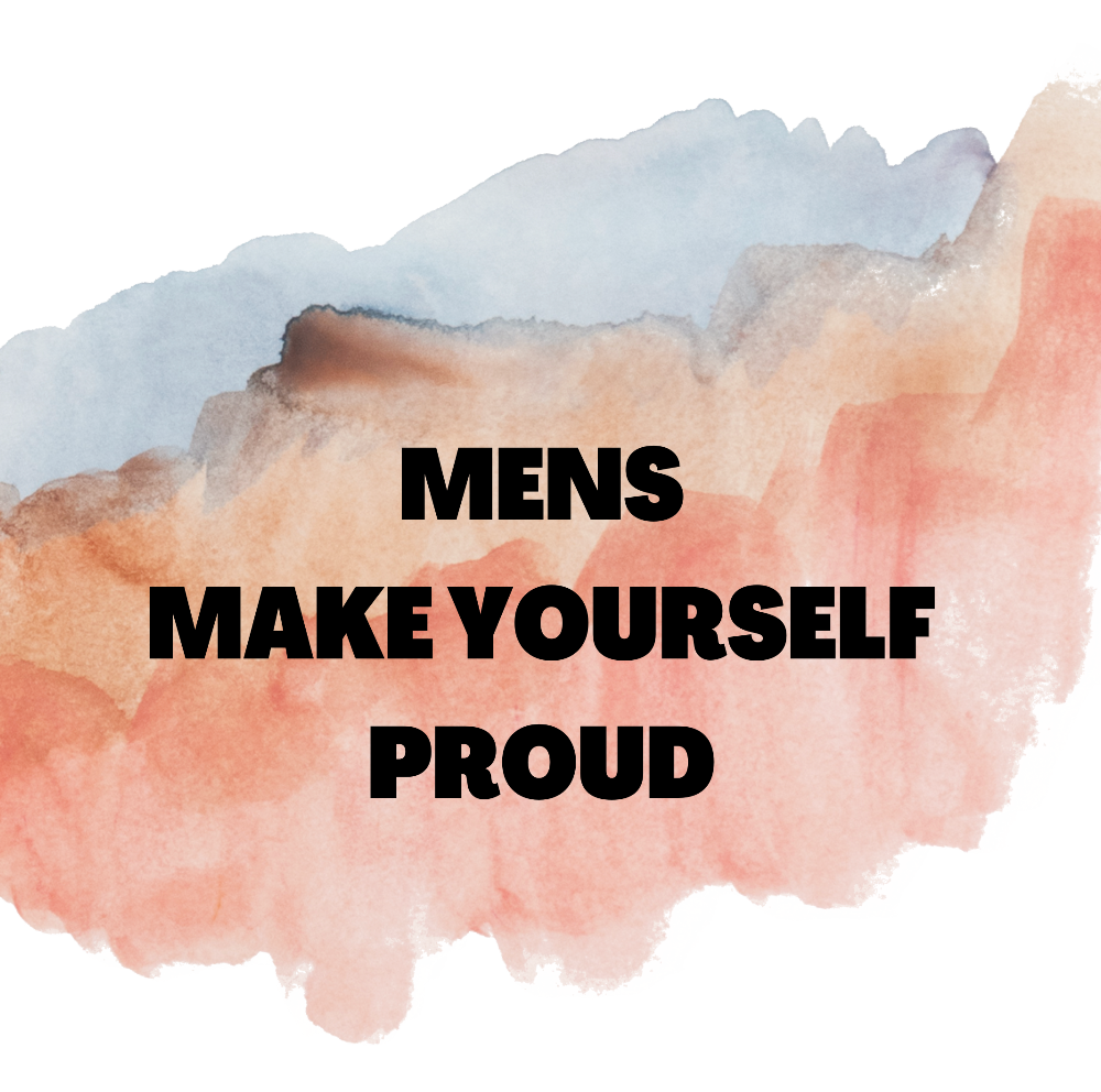 MENS Make Yourself Proud Challenge PROMO