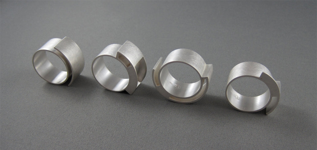 Building Block Rings