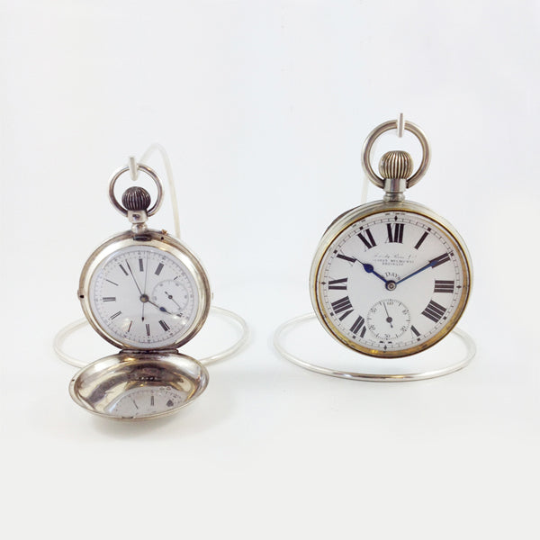 Custom pocket watch stands