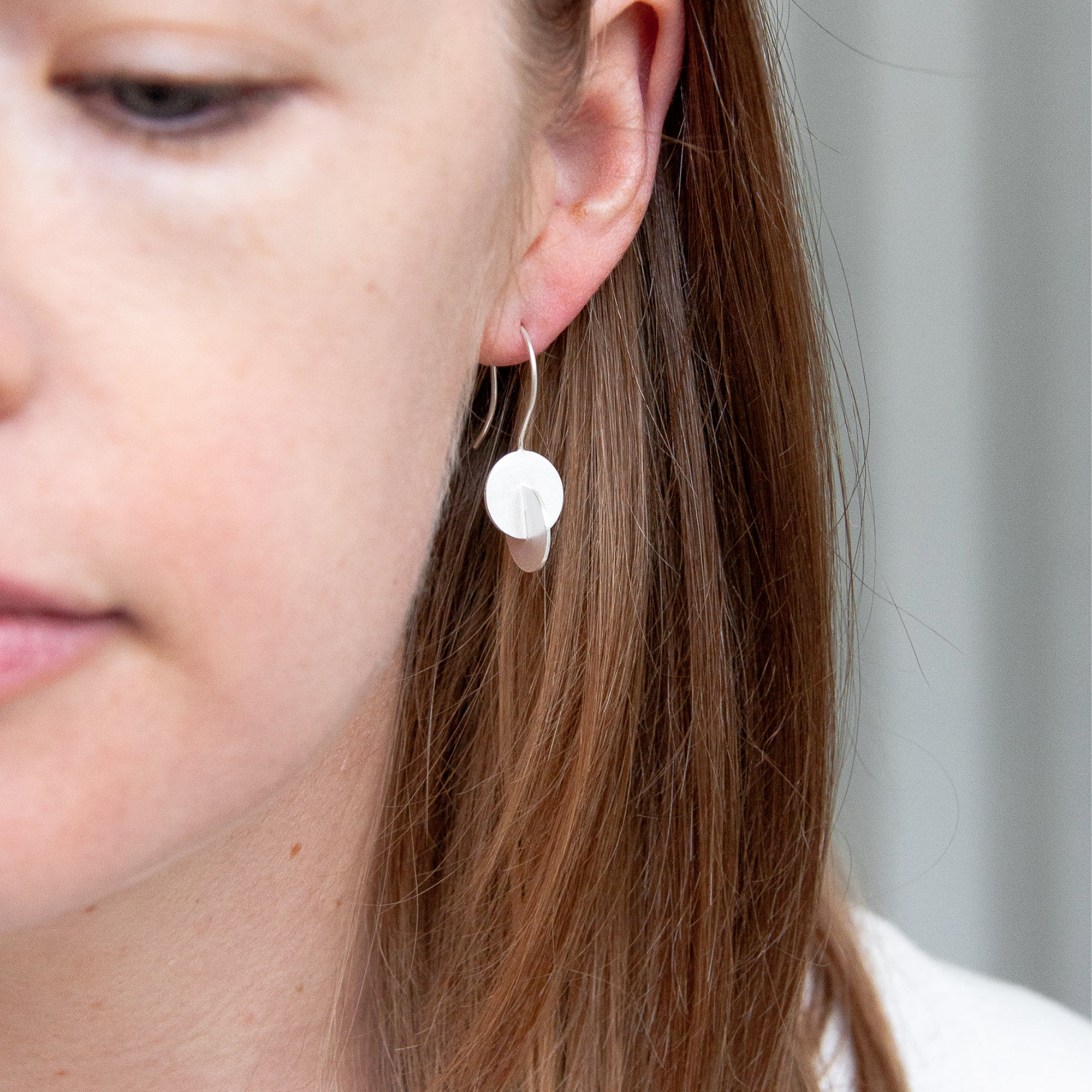 Splice Hook Earrings