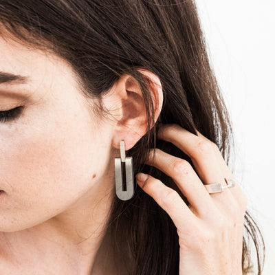 See-Saw Earrings