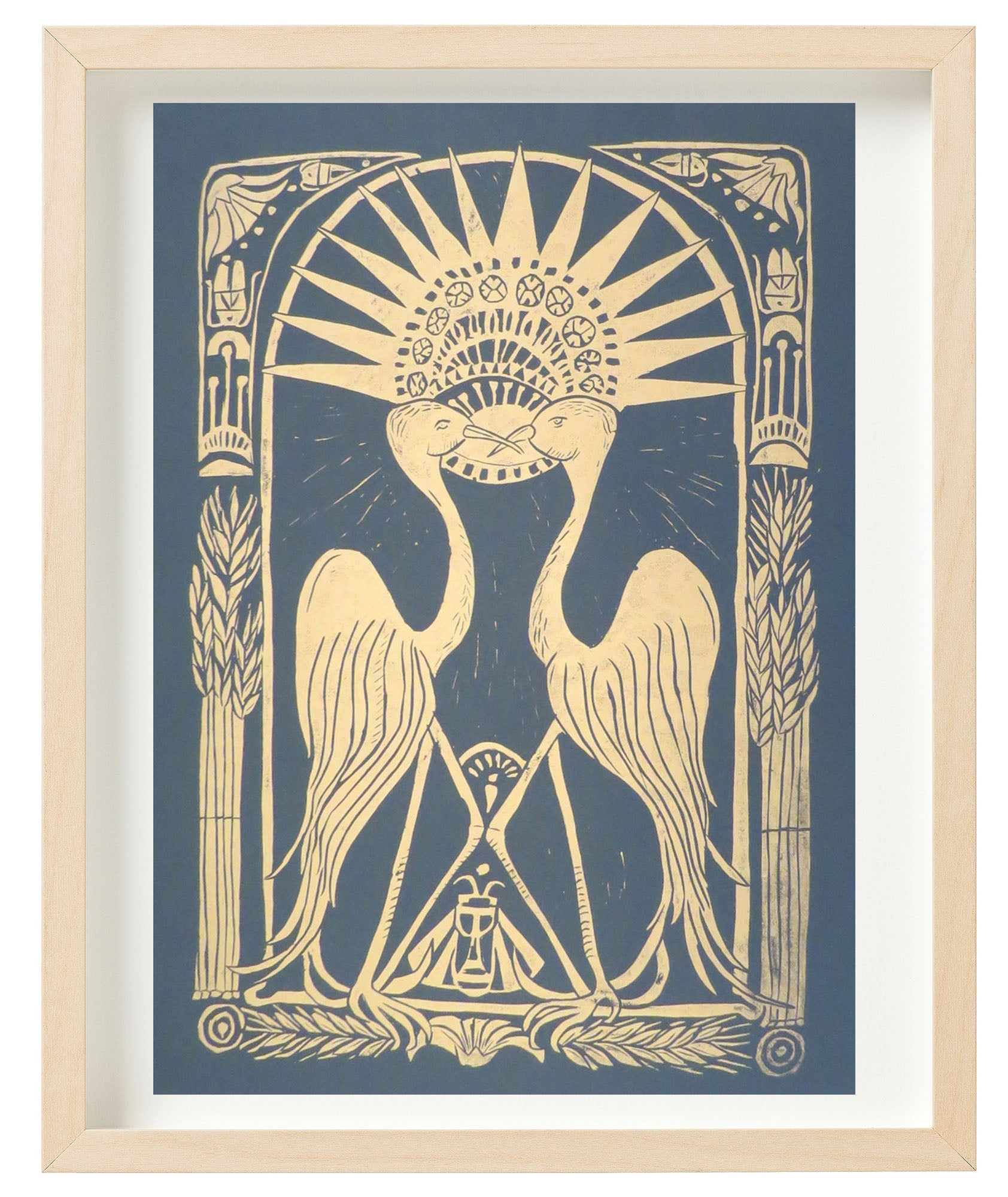 Keepers of the Rye print