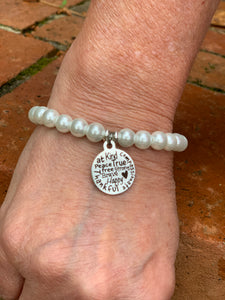 Be Kind and Inspire Bracelet