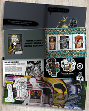 Laden Sie das Bild in den Galerie-Viewer, BRAINFART - Stickermag Vol. 4