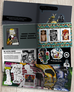 BRAINFART - Stickermag Vol. 4