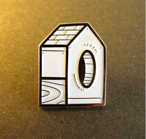 "DRÜ EGG - Pin ""Tiny Little House"""