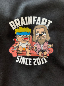 "BRAINFART - T-Shirt ""Since 2011"""