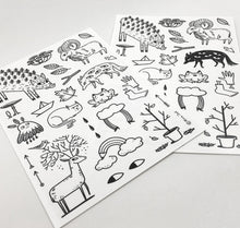 Laden Sie das Bild in den Galerie-Viewer, Rina Jost - Temporary Tattoos