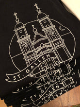"Laden Sie das Bild in den Galerie-Viewer, Clarissa Schwarz – T-Shirt ""Cathedral St.Gallen"""