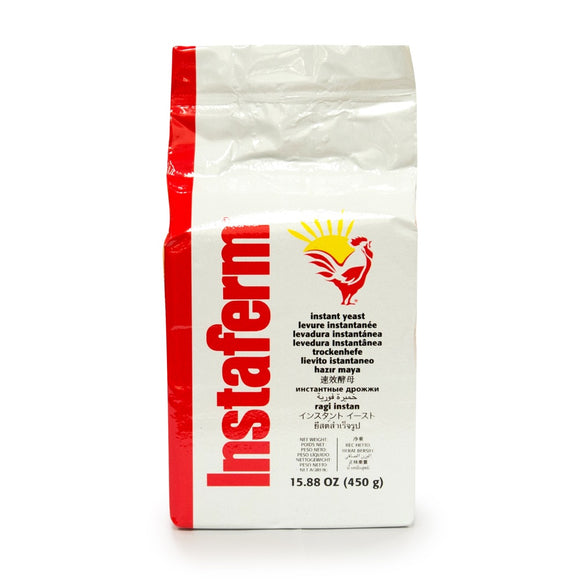 Instant Yeast Instaferm 450g - EuroMax Foods The Good Food Store