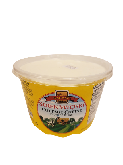 Cottage Cheese Karpaty 500g - EuroMax Foods The Good Food Store