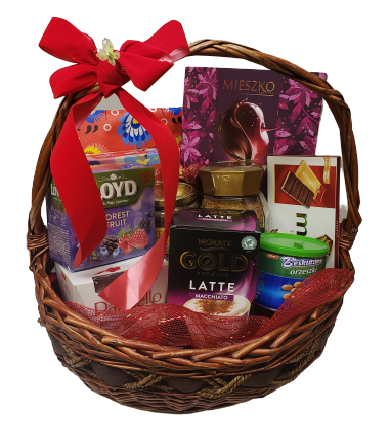 Big Gift Basket - EuroMax Foods The Good Food Store