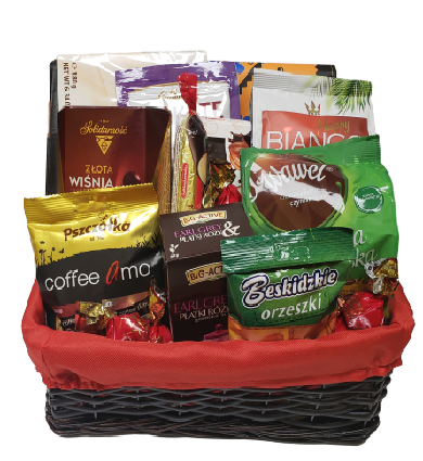Small Gift Basket - EuroMax Foods The Good Food Store