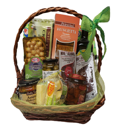 Gourmet Basket - EuroMax Foods The Good Food Store