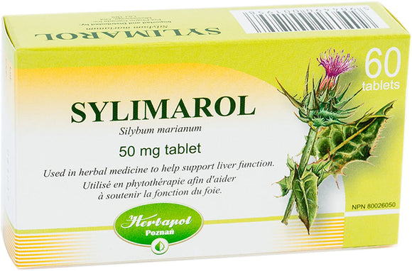 Sylimarol 50 mg - EuroMax Foods The Good Food Store