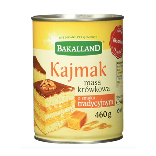 Bakalland Fudge Caramel Cream 460g - EuroMax Foods The Good Food Store