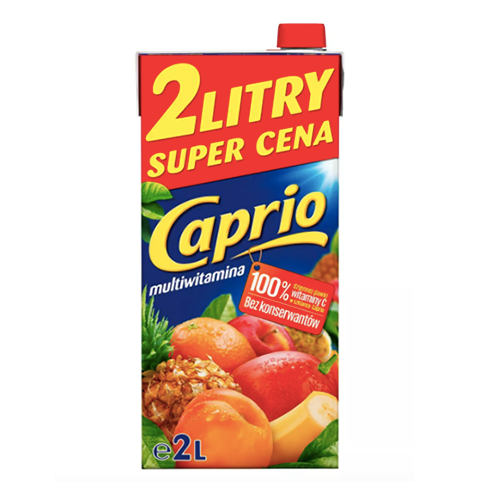 Caprio Juice 2l - EuroMax Foods The Good Food Store