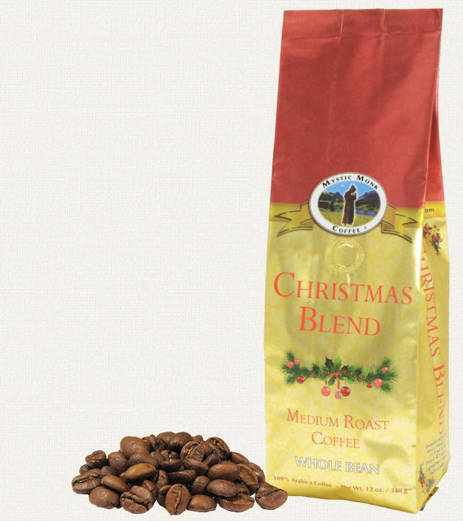 Christmas Blend Whole Bean 12 Oz. - EuroMax Foods The Good Food Store