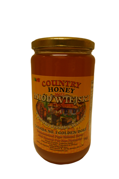 Country Honey 1kg