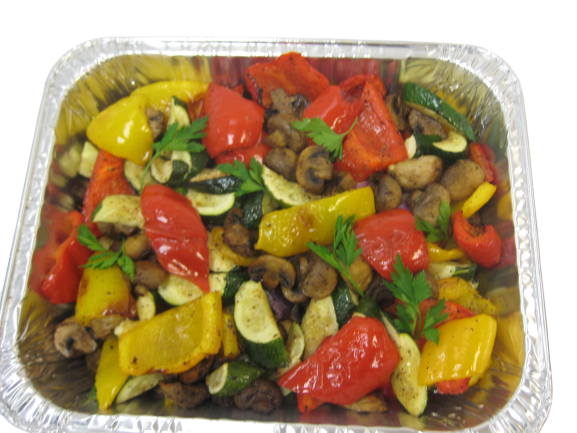 Grilled Vegetables - EuroMax Foods The Good Food Store