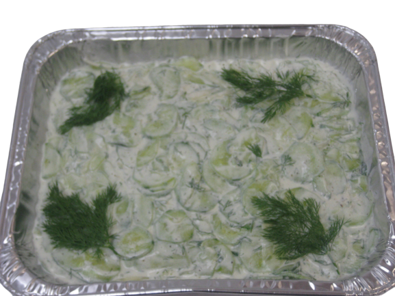 Cucumber Salad - EuroMax Foods The Good Food Store
