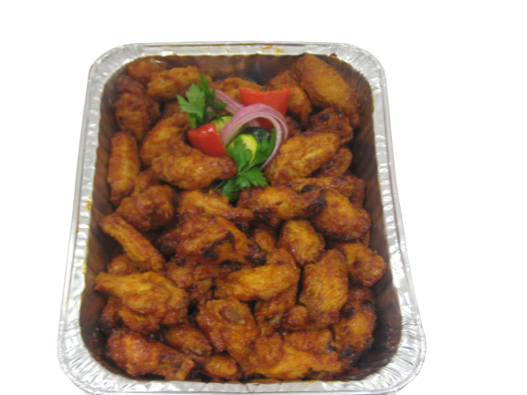 BBQ Chicken Wings - EuroMax Foods The Good Food Store