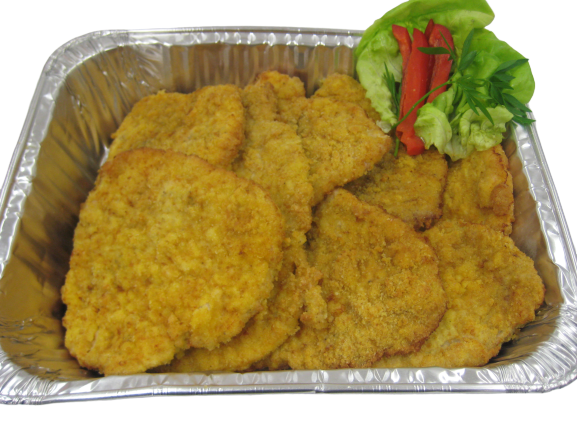 Breaded Pork Schnitzel - EuroMax Foods The Good Food Store