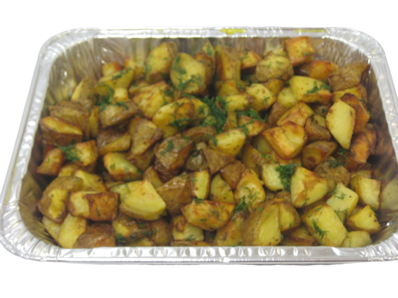 Roasted Potatoes - EuroMax Foods The Good Food Store