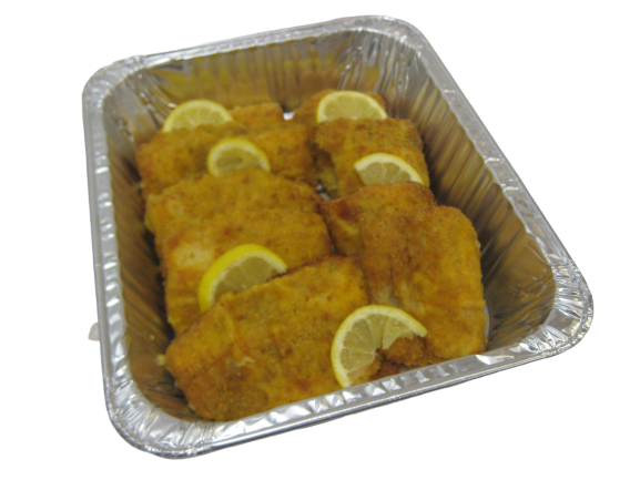 Breaded Tilapia Fillets - EuroMax Foods The Good Food Store