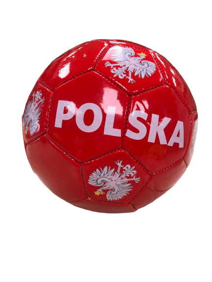 "Soccer Ball ""Polska"" Size 2 - EuroMax Foods The Good Food Store"