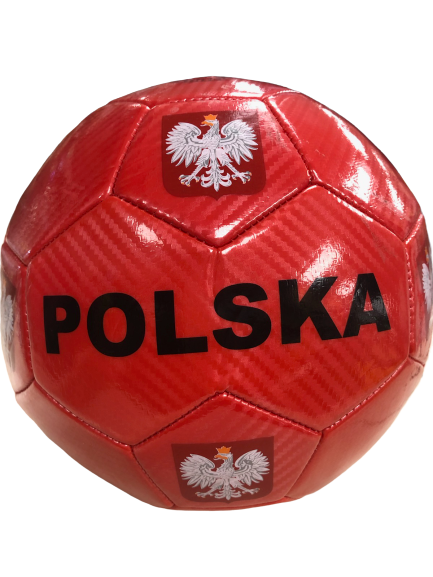 "Soccer Ball ""Polska"" Size 5 - EuroMax Foods The Good Food Store"